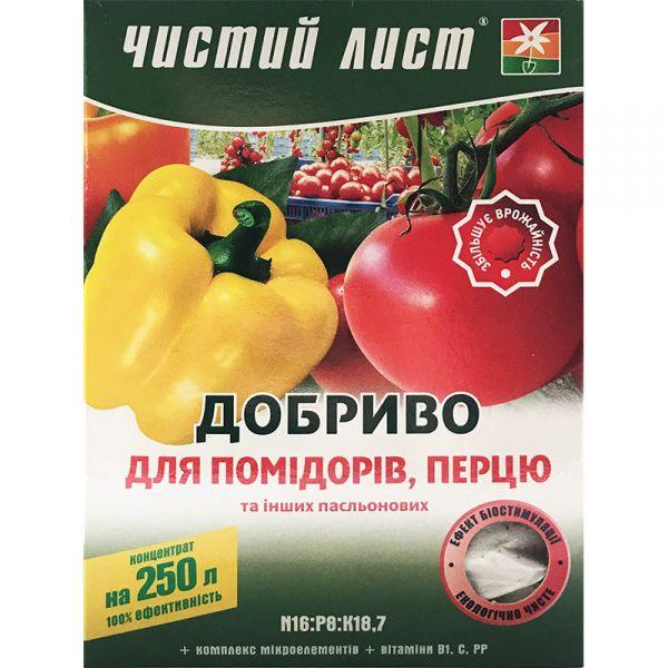 """""""Чистый Лист"""" для томатов и перца (300 г), Украина"""