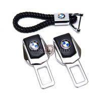 Заглушки ремня безопасности на BMW (набор)
