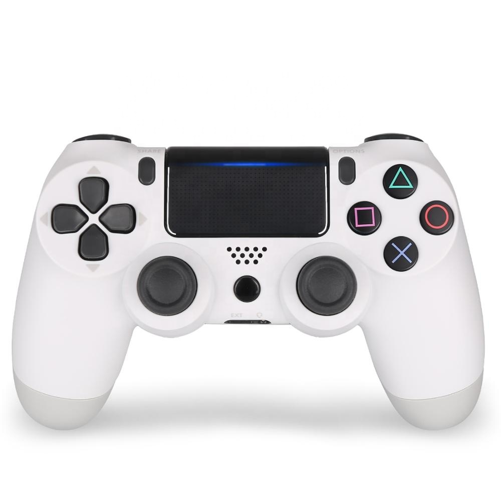 Беспроводной Bluetooth контроллер для Sony Playstation 4 Dualshock Ps4 белый