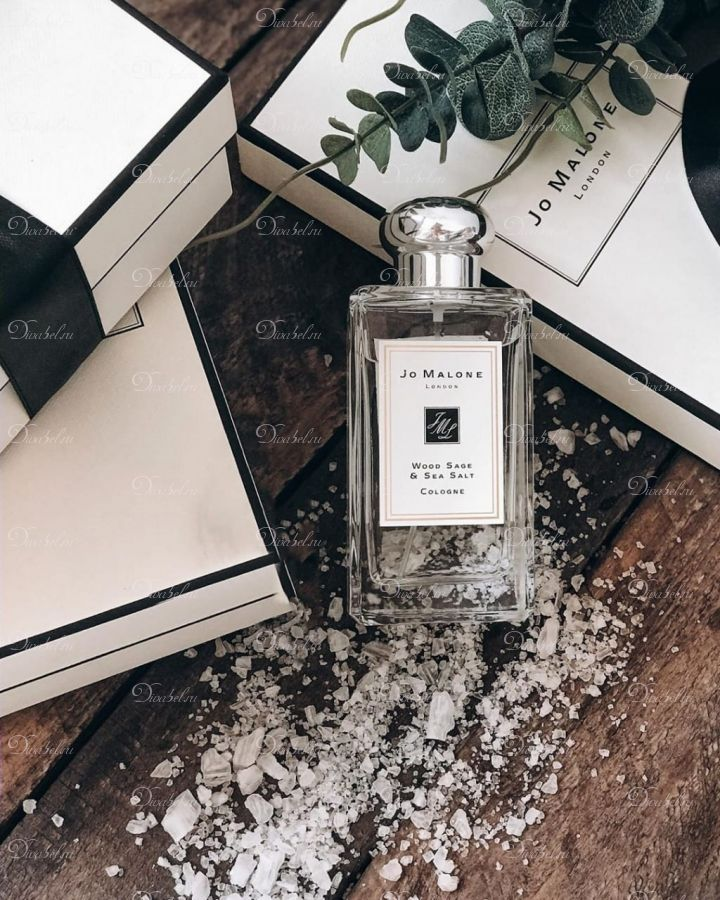 Jo Malone - Wood Sage & Sea Salt