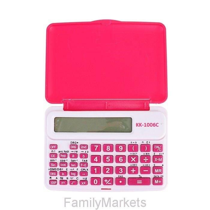 Инженерный 10-разрядный калькулятор Kenko KK-1006C