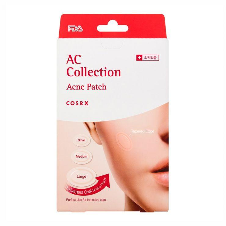 CosRX Антибактериальные наклейки от прыщей AC Collection Acne Patch, 26 шт