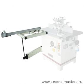 Расширение подвижного стола 450 х 1050 мм с телескопической опорой Jet 10000791