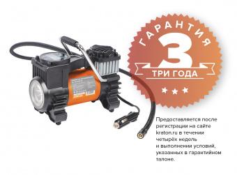 Компрессор автомобильный цифровой Кратон AC14010/35DD