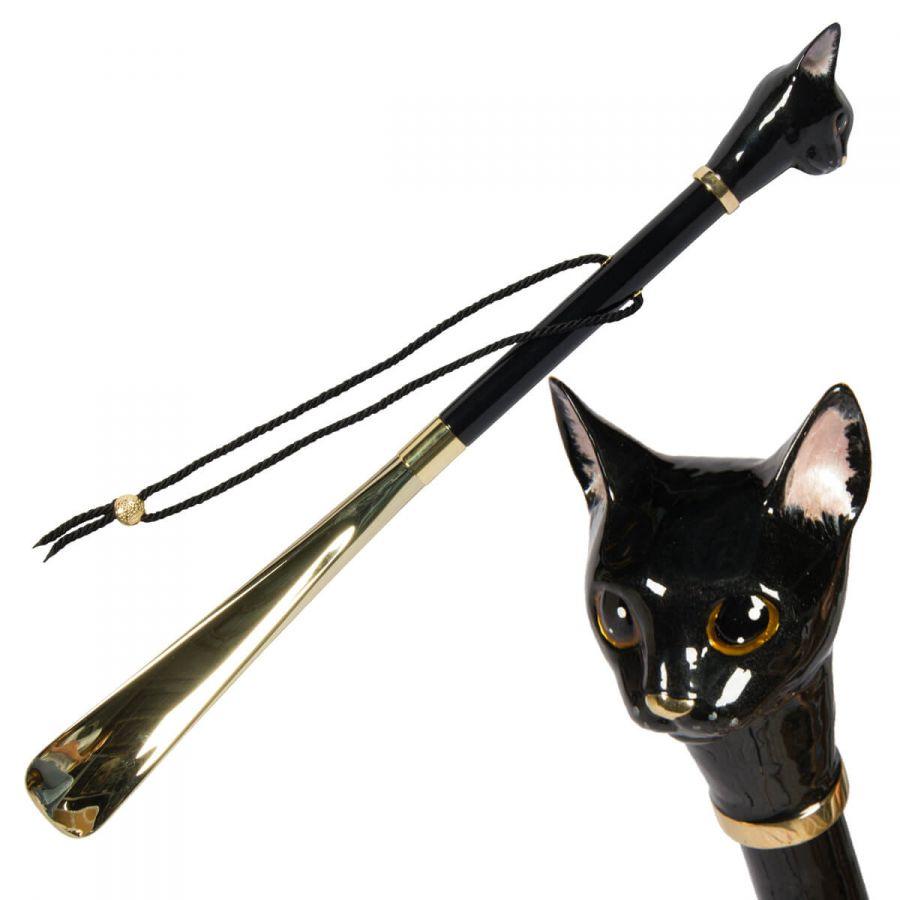 Ложка для обуви Pasotti Cat