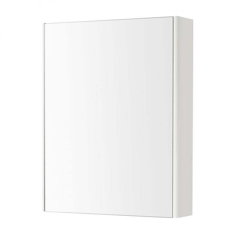 Шкаф-зеркало Акватон Беверли 65 белый (1A237002BV010)