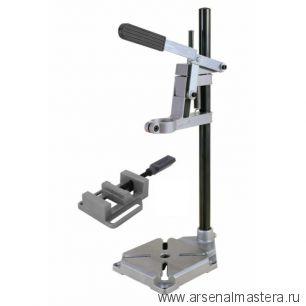 Стойка для дрели с круглой колонной и тисками d 43 мм 160 х 160 мм 3406301 Wolfcraft