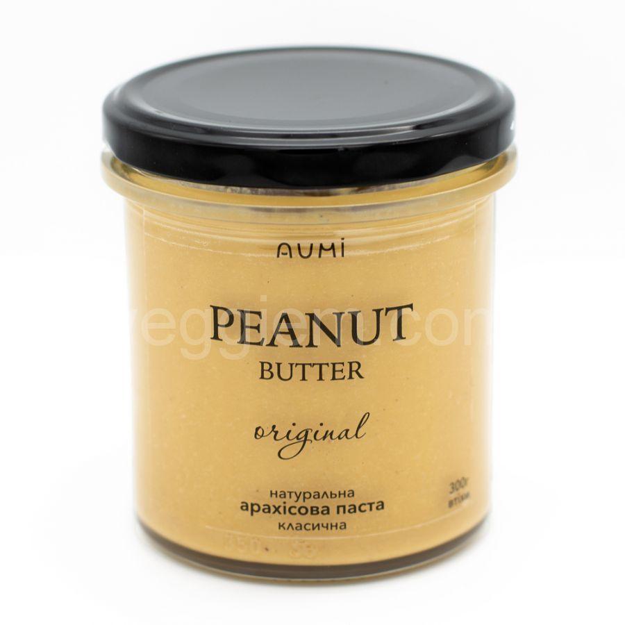 Натуральная арахисовая паста классическая,500 грамм