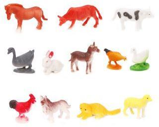 Набор домашних животных My farm.
