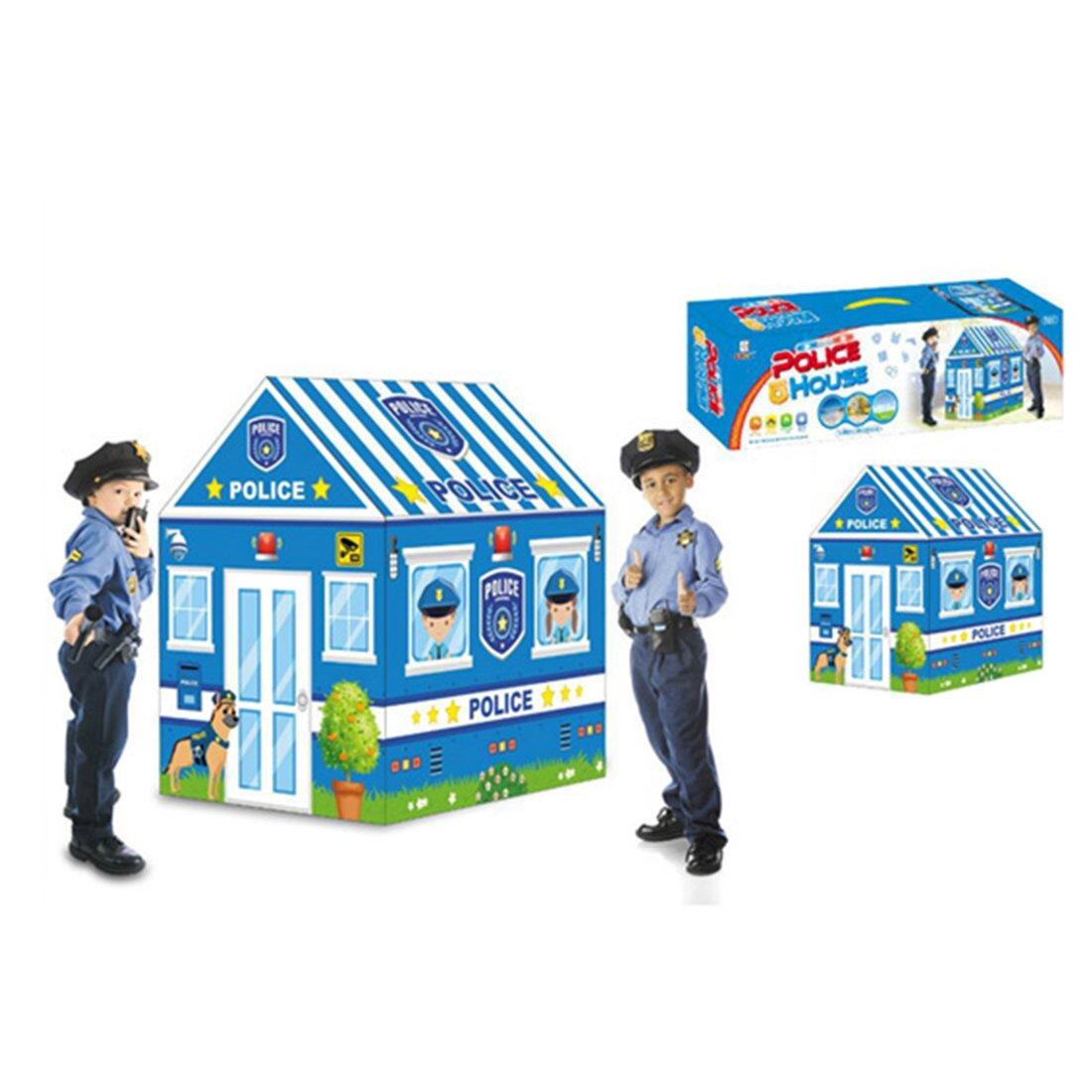Игровая палатка Полиция 69*93*103 см, кор.