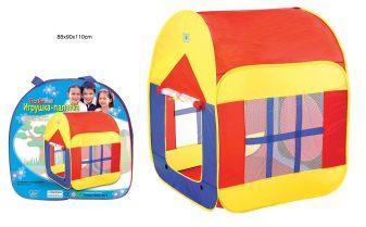 Палатка игровая Домик, сумка