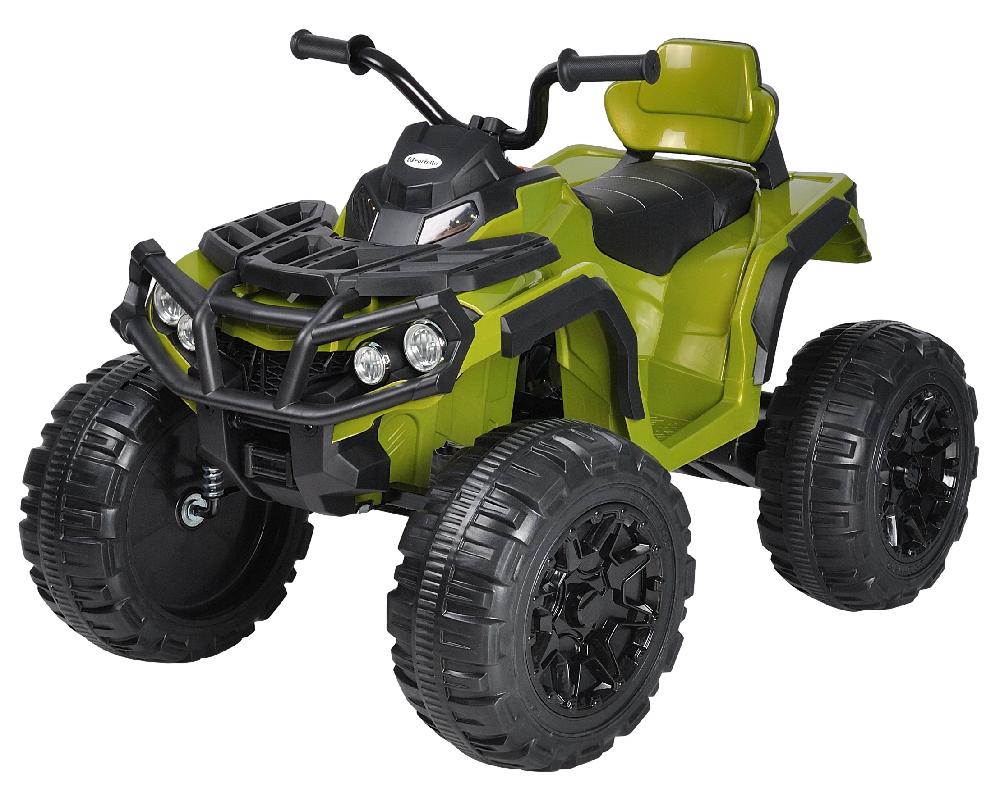 Детский электромобиль (2020) S602 (12V, EVA, экокожа) Камуфляж