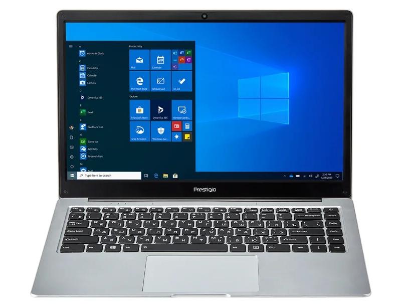 Ноутбук Prestigio SmartBook 141 C4 (HG1PSB141C04CGPMGCIS) (14.1(1920*1080) IPS/WINDOWS 10 PRO)