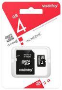 microSD card 4Gb в ассортименте
