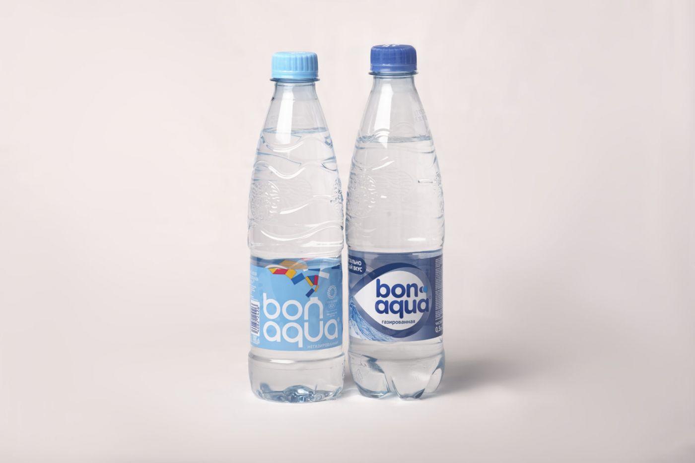 """Вода """"BonAqua"""""""