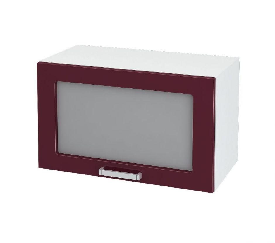 Шкаф горизонтальный со стеклом Дина ШВГС 600