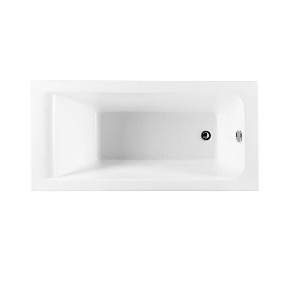 Акриловая ванна Aquanet BRIGHT 145*70