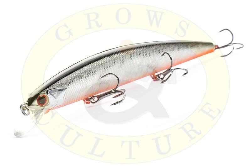 Воблер Grows Culture Rudla 130SP 130 мм / 20 гр / Заглубление: 1,5 - 2 м / цвет:  MO-04
