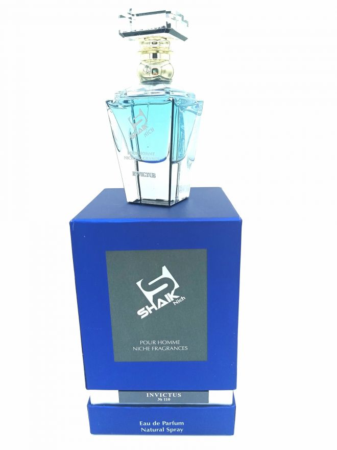 Shaik VIP Men Invictus (№110), 50ml