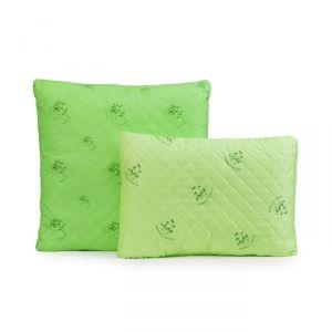 Подушка Бамбук ультрастеп 50х70 см, полиэфирное волокно, п/э 100%   4065033