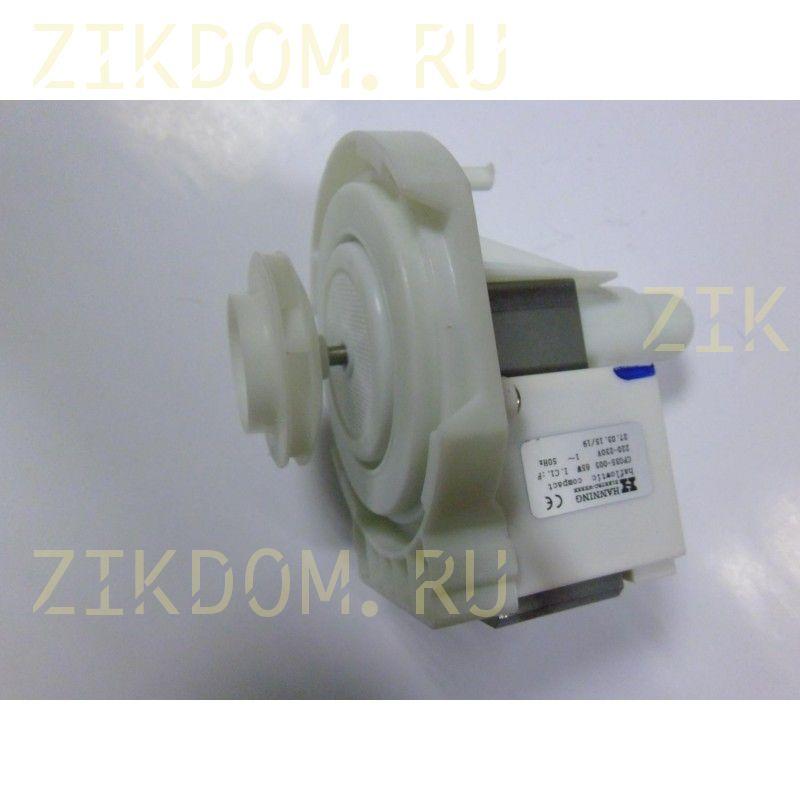 Помпа слива посудомоечной машины Indesit, Ariston C00305340