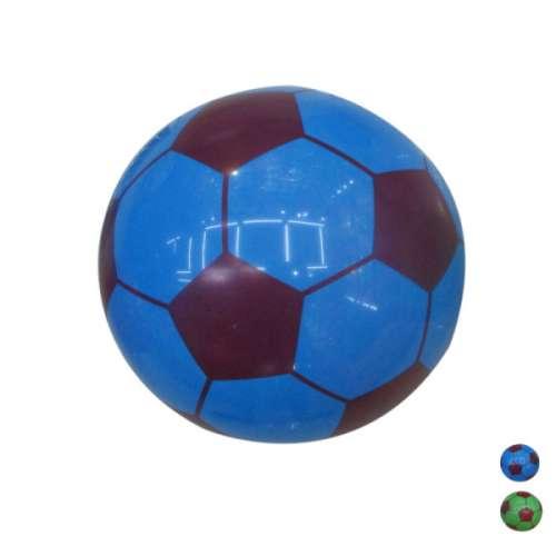 Мяч ПВХ 22 см, 60 гр, футбольный мяч, принт