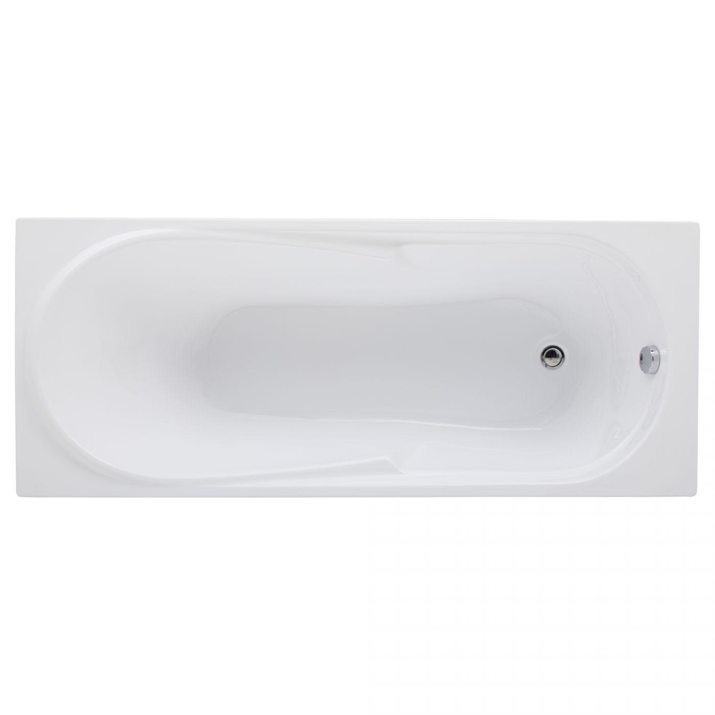 Акриловая ванна Aquanet HELLAS 170*70