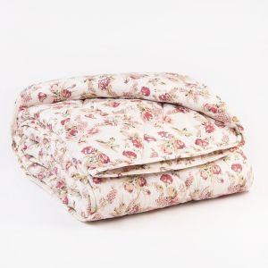 Одеяло «Миродель» тёплое, синтетическое, 145 ? 205 см (± 5 см), холлофан, п/э, чехол цвета МИКС, 250 г/м?