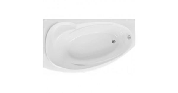 Акриловая ванна Aquanet JERSEY 170*90 L