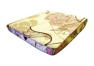 Сидушка для стула Цветочный узор (арт. 11716)