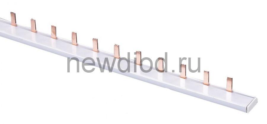 Шина соединительная типа PIN (штырь) 1P до 63А (д
