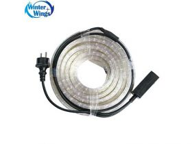 Гирлянда электр. дюралайт, разноцв., прямоуг. сечение, 22 мм, 9 м, 4-жильный, LED,648 ламп