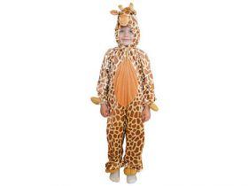 Карнавальный костюм ЖИРАФ, комбинезон. Размер 5-7 лет, полиэстр