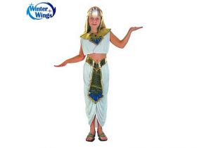 Карнавальный костюм КЛЕОПАТРА, на 7-10, 11-14, в пакете с европодвесом