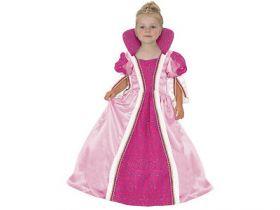 Карнавальный костюм ПРИНЦЕССА РОЗ, полиэстр, размеры: на 4, 6 лет