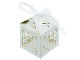 Коробка подарочная складная, 6*6*8 см