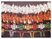 Растяжка декоративная БАБОЧКА, 20 смх2,7 м, 10 секций