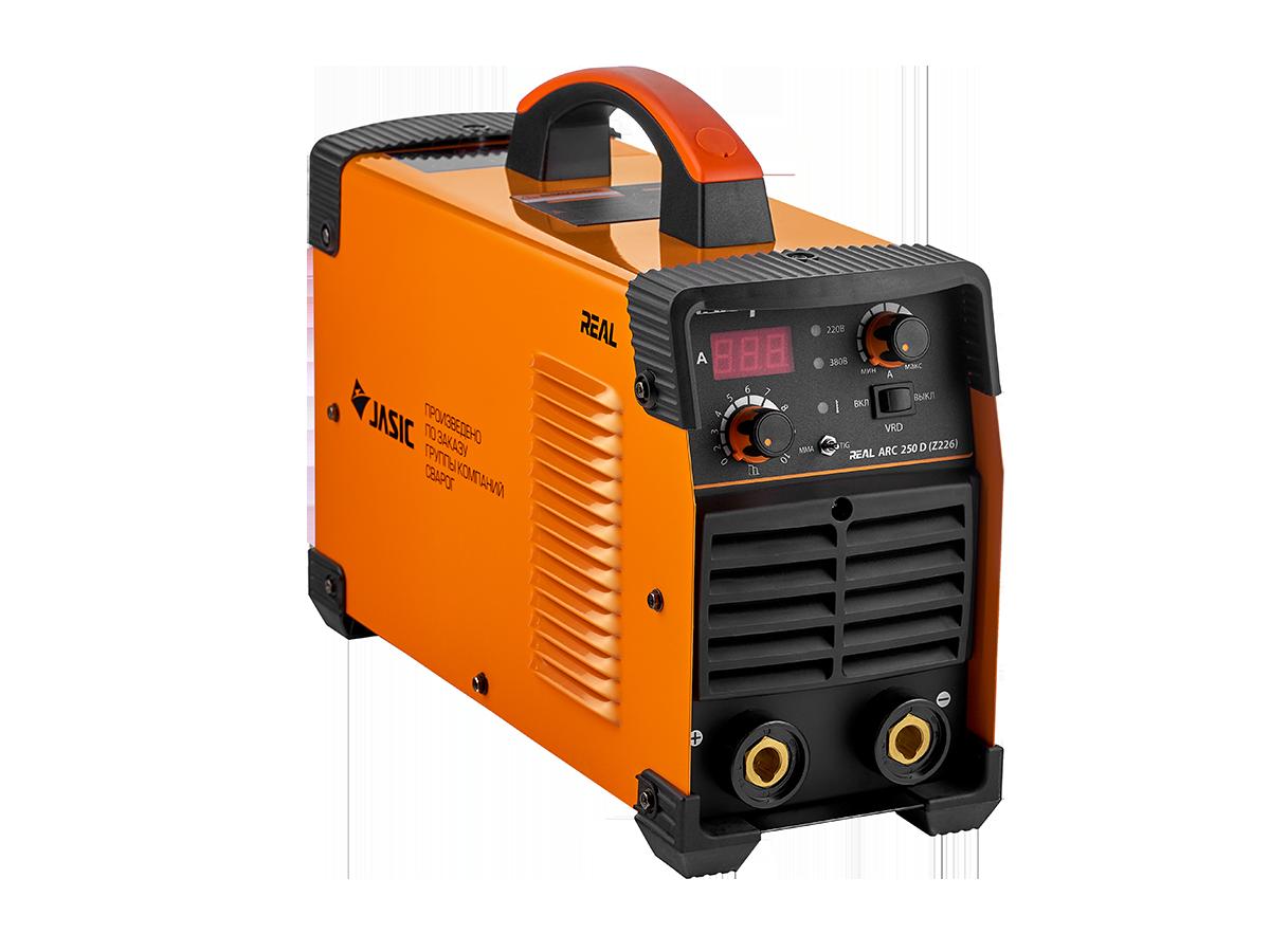 Сварочный инвертор REAL ARC 250 D (Z226)