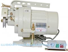 Фрикционный мотор для промышленных швейных машин. 220В; 400Вт; 2850   об/мин  /  цена 7900 руб.!