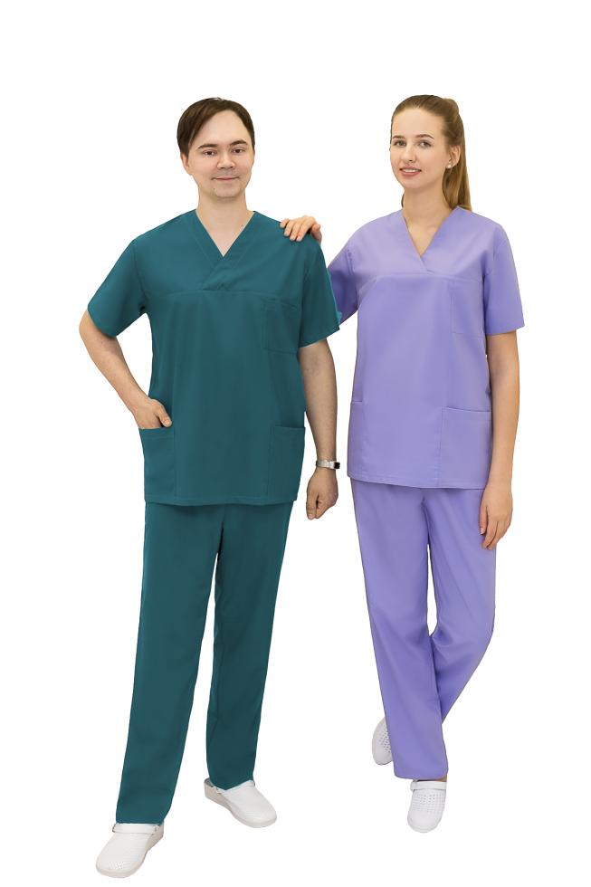 костюм хирурга унисекс КХ-2