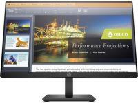 "Монитор HP 21.5"" P224 (5QG34AA) VA Black; 1920x1080, 5 мс, 250 кд/м2, HDMI, DisplayPort, D-Sub, динамики 2х1 Вт"