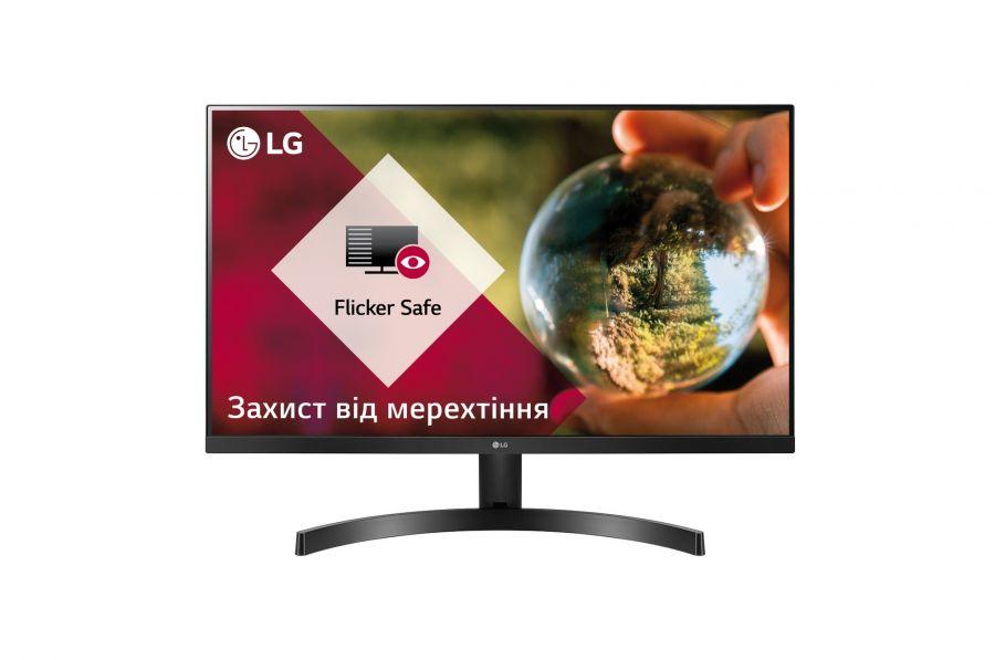 """Монитор LG 21.5"""" 22MK600M-B IPS Black; 1920x1080, 5 мс, 250 кд/м2, 2xHDMI, D-Sub"""