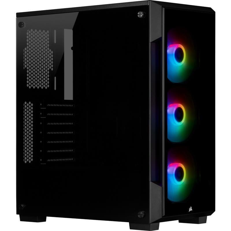 Персональный компьютер Expert PC Ultimate (I10700.32.H1S2.2060S.G1404); Intel Core i7-10700 (2.9 - 4.8 ГГц) / ОЗУ 32 ГБ / HDD 1 ТБ + SSD 250 ГБ / NVIDIA GeForce GTX 2060 Super 8 ГБ / без ОП / LAN / Wi-Fi / Ubuntu / черный