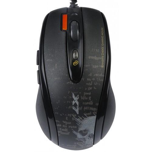 Мышь A4Tech F5 Black USB V-Track