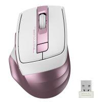 Мышь беспроводная A4Tech FG35 Pink USB