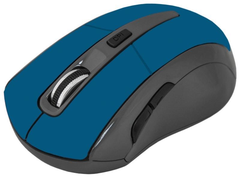 Мышь беспроводная Defender Accura MM-965 (52967) Blue USB