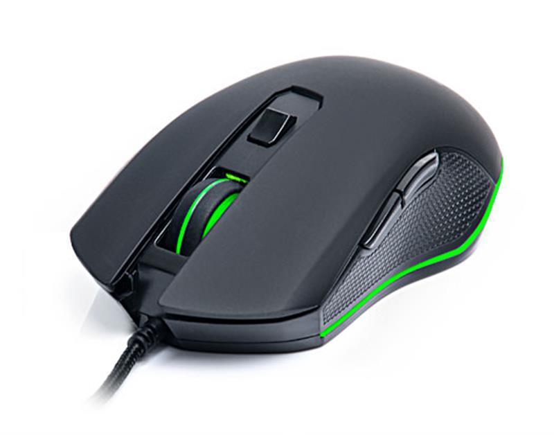 Мышь REAL-EL RM-550 Black USB