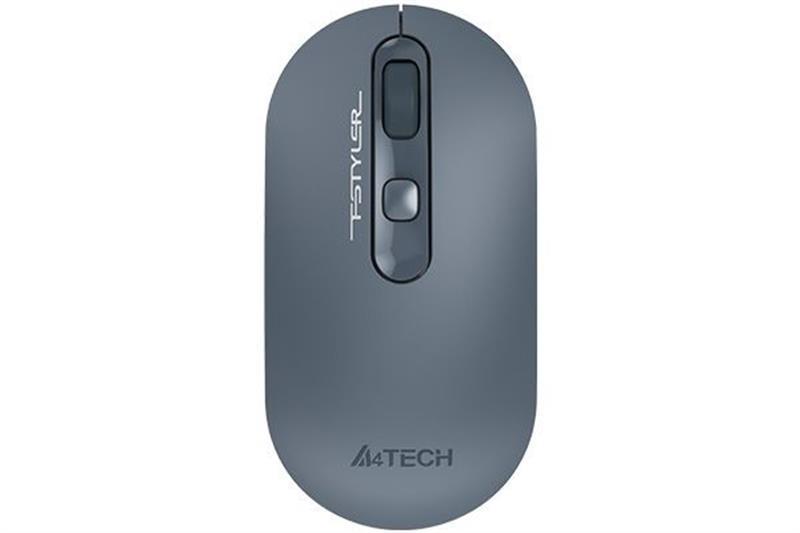Мышь беспроводная A4Tech FG20 Ash Blue USB
