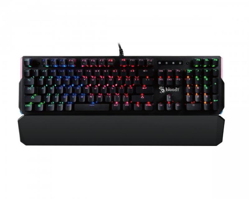 Клавиатура A4Tech Bloody B885N Black USB