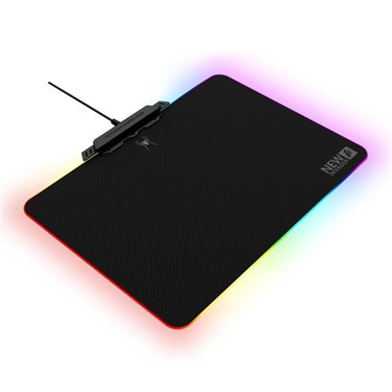 Коврик для мыши 1stPlayer HY-MP01 RGB Black
